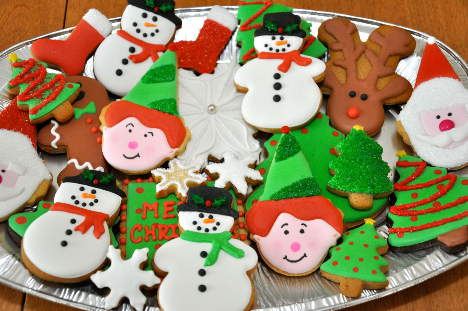 Learn How To Make Low Fat Christmas Cookies Free Press